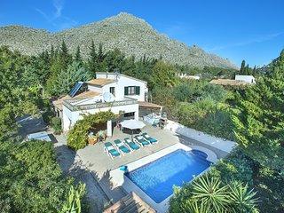 Villa Bocoris Mediterranea a Poca Distancia de la Playa