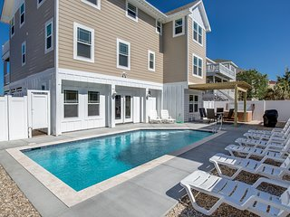 A Summer Place | 75 ft from the beach | Private Pool, Hot Tub | Corolla