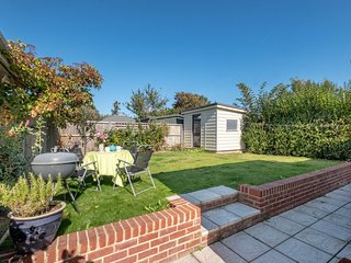 Lovely 2 Bedroom Garden Apartment In Bembridge