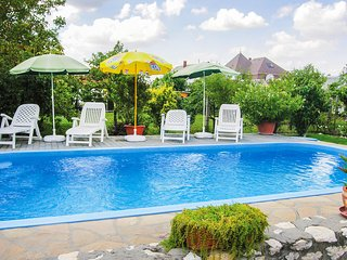 Awesome home in Gyenesdiás w/ WiFi and 0 Bedrooms (UBN722)