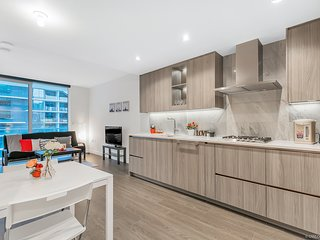 Yaletown Luxury 1 bedroom+1 den with amazing pool