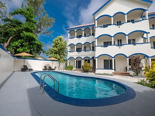Sea Grape Suites, newly-renovated apartments with communal pool!