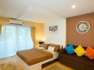 A Peaceful services apartment nearby Central Airport Chiang Mai