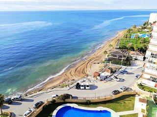 Apartamento 'Mar azul' en 1ª línea de playa