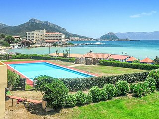 Awesome apartment in Golfo Aranci w/ 1 Bedrooms (IGS052)