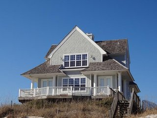 Island Drive 4216 Oceanfront! | Community Pool, Jacuzzi, Fireplace