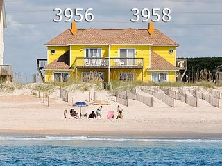 Island Drive 3956 Oceanfront! | Internet, Pet Friendly