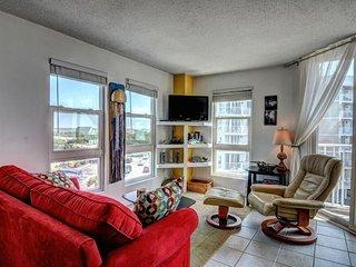 St. Regis 2414 Oceanfront! | Indoor Pool, Outdoor Pool, Hot Tub, Tennis Courts,
