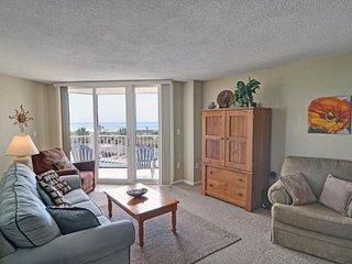 St. Regis 2210 Oceanfront! | Indoor Pool, Outdoor Pool, Hot Tub, Tennis Courts,