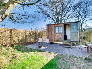 Manor House Shepherds Hut