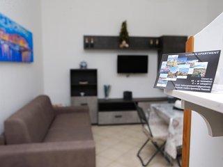 Luida's Apartment