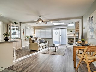 North Vancouver House with 2 Patios Near Rec Center