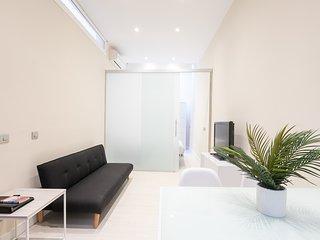 Quiet and bright Holiday Apartment in Sagrada Familia, Barcelona