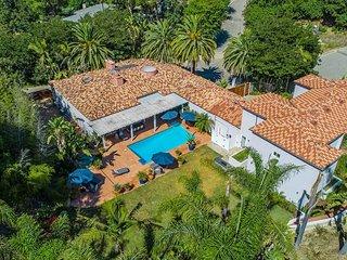 Beverly Hills Mediterranean Estate