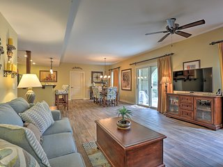 NEW! Lovely Condo in Golf Resort w/ Pool Access!