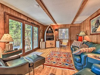 NEW! Pet-Friendly Upper Whitefish Lake Home w/Dock