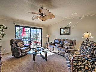 NEW! Mesquite Country Club Nook w/Resort Amenities