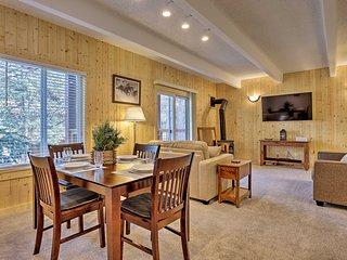 Breckenridge Resort Condo w/Spa: Walk to Ski Lift