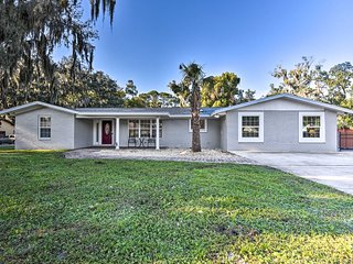 NEW! Jacksonville Gem - Ideal Location to Beaches!