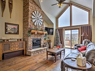 NEW! Luxe Group Getaway in Granby: Golf, Ski, Hike