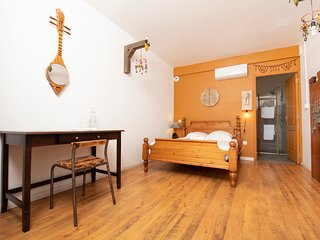 Room in ZINZIN - The Indian (01) - Seafront and Nature in Grand-Bois