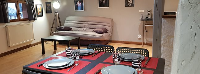 ** Ciné Loft 55m2 - Centre ville**, vacation rental in Chalons-en-Champagne