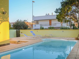Beautiful home in Torvaianica w/ Outdoor swimming pool and 5 Bedrooms (IRK198)