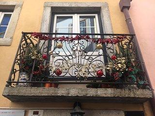 Castle Inn Lisbon Azulejos