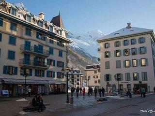 Nice apt in Chamonix-Mont-Blanc