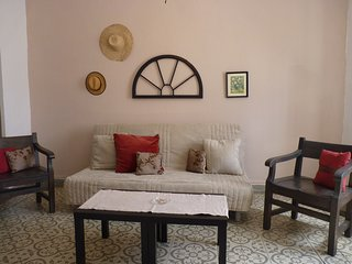 Loft con encanto, casco historico Jerez, wifi, aire frio/calor, terraza, jardin