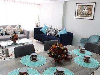 Modern 3 Bedroom Apartment