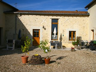Le Grenier self catering gite part of Loire Escapes