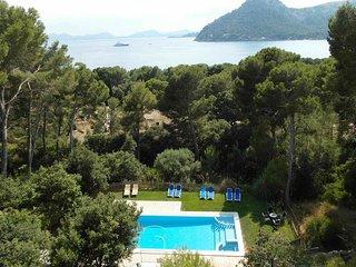 Villa Buena Vista - Sea view, pool and Jacuzzi