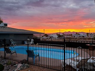NEW! Efficient Lake Havasu Apt. With Private Pool!