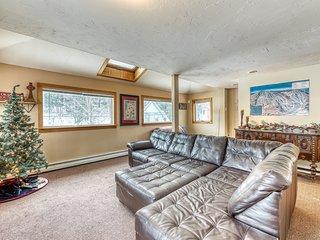 NEW LISTING! Family & dog-friendly home near skiing w/ full kitchen & free WiFi!