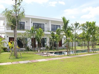 2 Stories Villa 2 bedrooms 180sqm Completed set
