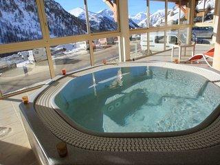 Appartement Parfait pour les Skieurs | Acces Jacuzzi + Piscine