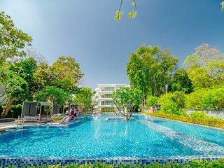 Baan Sandao Beach front apartment B103
