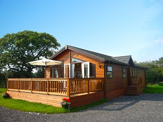 Saxon Lodge - Large, Modern 4-Bedroom Luxury Lodge - Shaftesbury