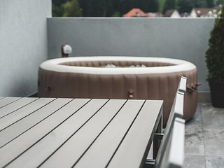 SUPER OFFER! Penthouse for 10 in Luzern Center