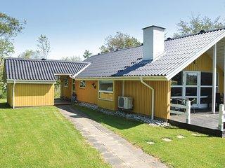 Stunning home in Hemmet w/ Sauna, WiFi and 3 Bedrooms (P52063)