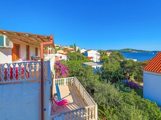 Nice home in Seget Vranjica w/ WiFi and 2 Bedrooms