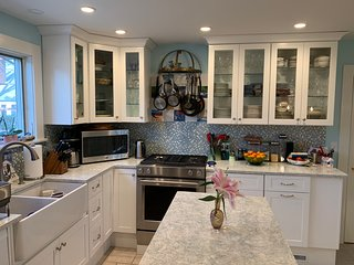 Edgartown Village antique house close to everything totally renovated in 2018-9
