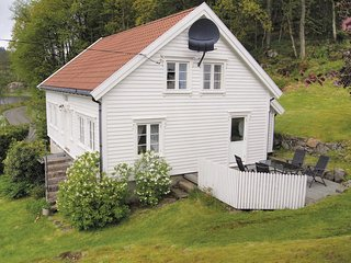 Awesome home in Farsund w/ WiFi and 4 Bedrooms (N36186)