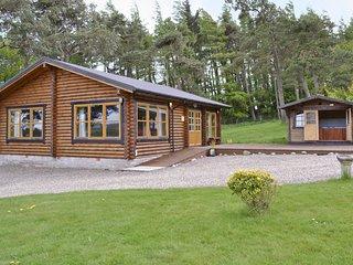 Ashknowe Log Cabin - S4590
