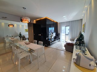 Apartamento de Luxo no melhor bairro Prox. Orla → Luxury apartment in Maceió