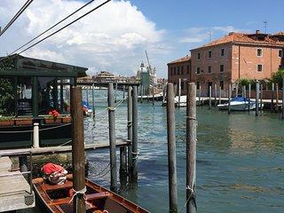 Vista sul canale
