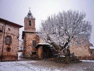 Apartamento Luar 1 , en el pueblo turistico de la Rioja  El Rasillo de Cameros