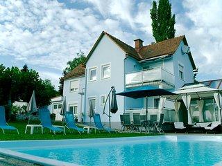 Casa Ananda Exklusives Ferienhaus mit Pool, Biotop, Massage, Fußpflege, Kosmetik