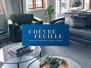 Chevrefeuille | Nordic Luxury near Tremblant